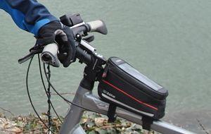 Sacoche de vélo pour portable ou GPS