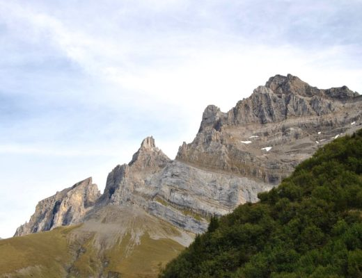 4 jours de randonnée dans le Valais : le tour des Dents du Midi