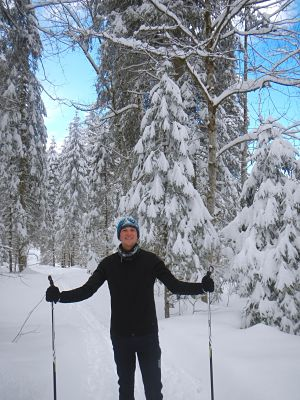 Profiter de son voyage en Suisse l'hiver