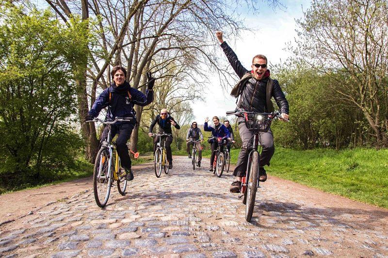 Visiter Lille à vélo