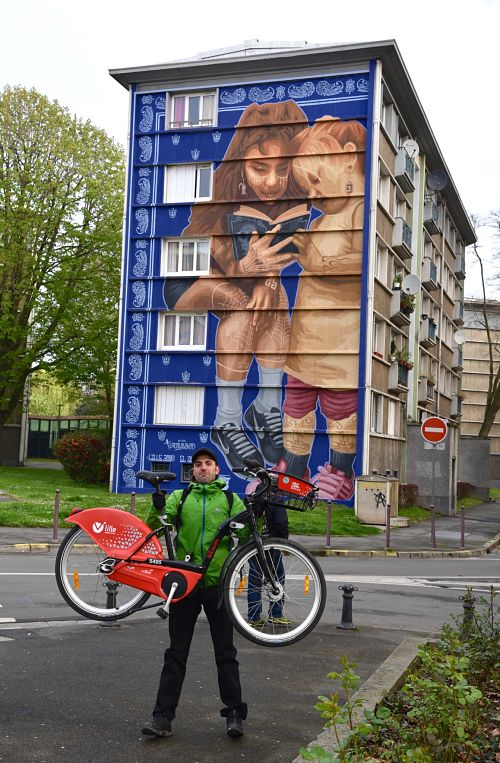 Street art à Lille en 2 jours