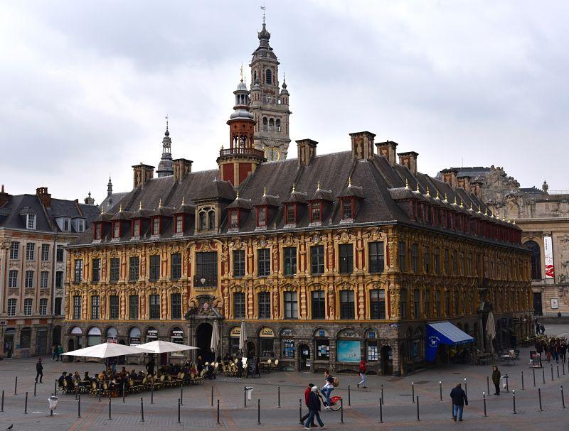 Lille en 2 jours - Grand place et vieille bourse