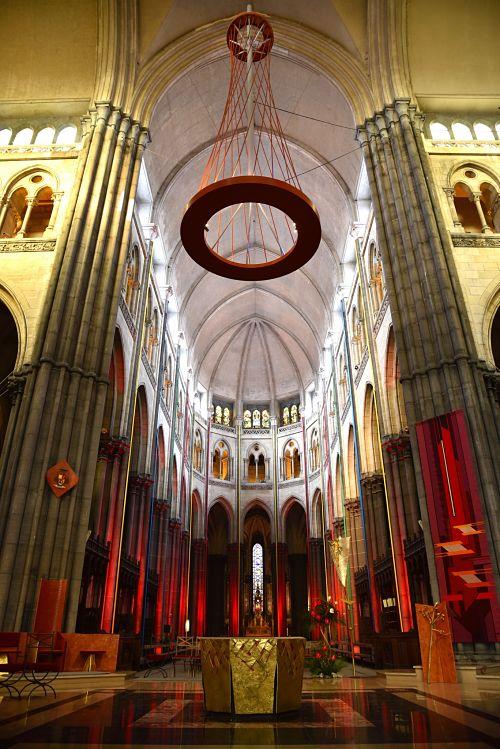 Visiter Lille en 2 jours - Cathédrale Notre-Dame de la Treille