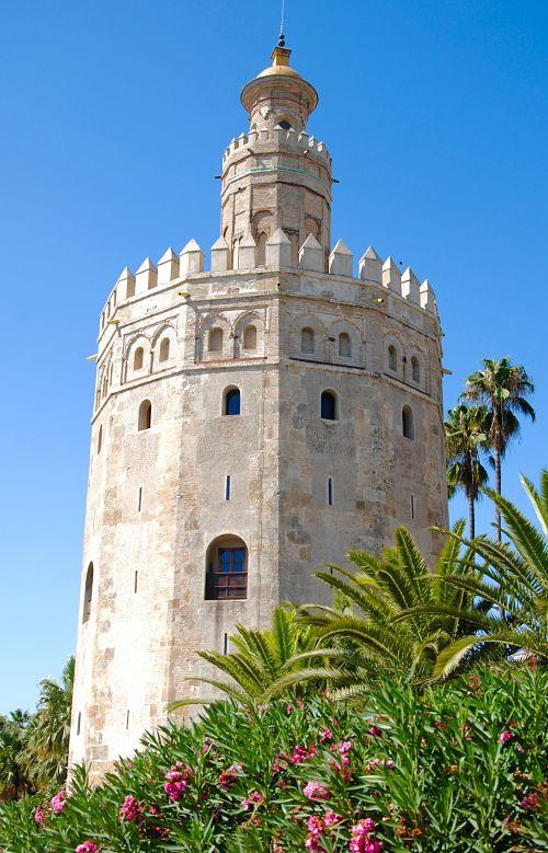 Les incontournables de Séville en 2 jours : la Torre del oro