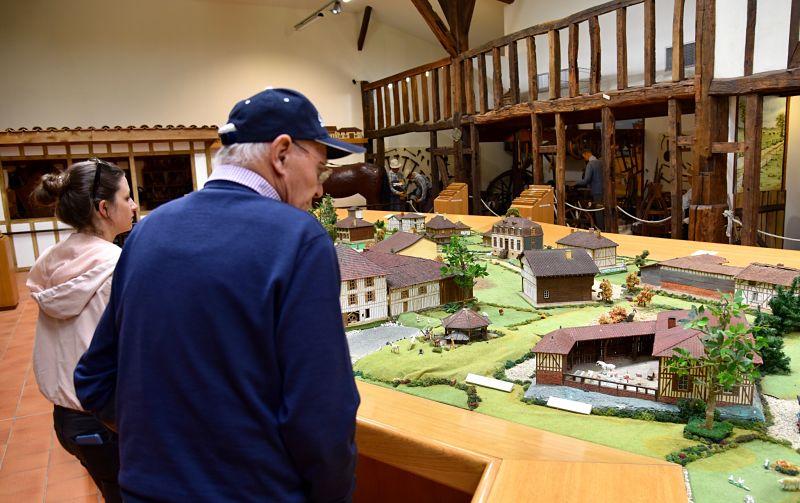 Visiter le village musée du lac du Der