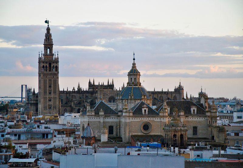 Visiter Séville en 2 jours : la cathédrale Notre-Dame