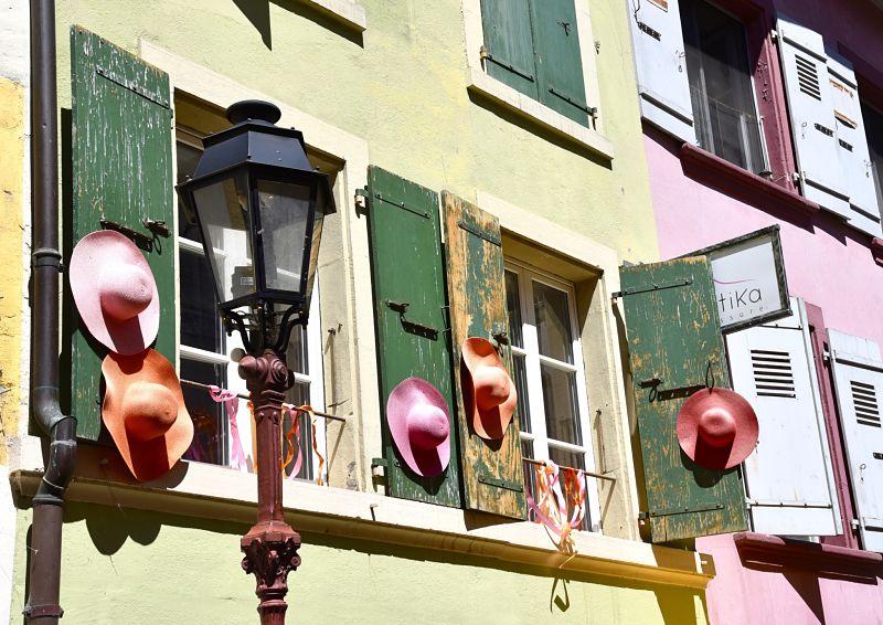 Visiter le centre-ville d'Yverdon-les-Bains