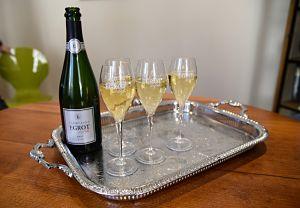 Visite et dégustation de champagne à Ay