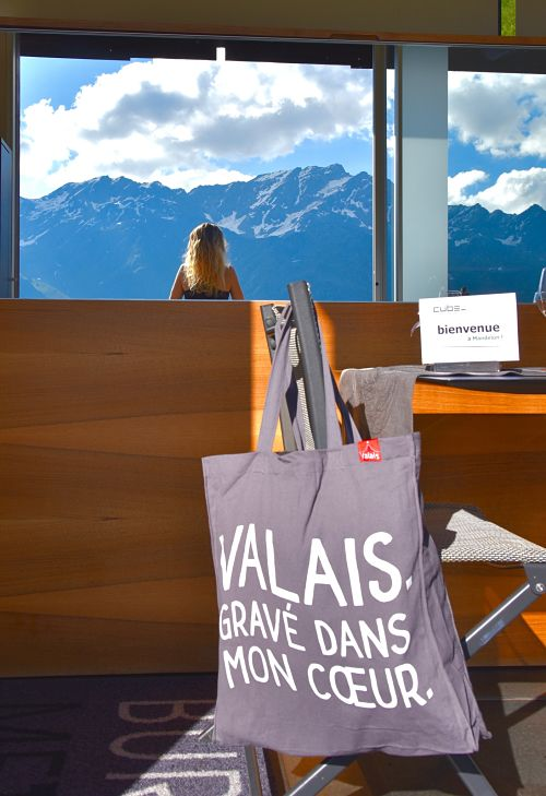 Dormir dans un alpage dans le val d'Hérens en Suisse