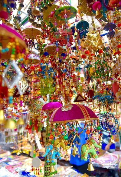 Visiter Little India à Singapour