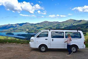 Carnet de bord de l'achat de notre van en Nouvelle-Zélande