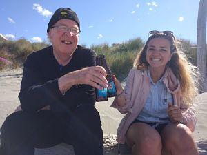Couchsurfing à Christchurch en Nouvelle-Zélande