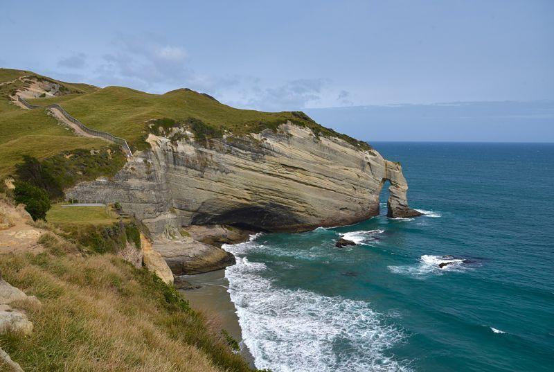 Carnet de bord en Nouvelle-Zélande sur l'île du sud