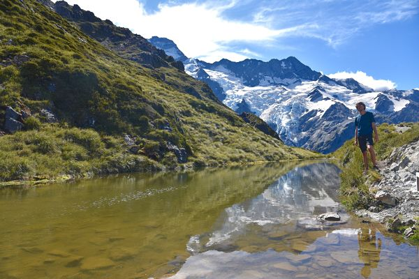 Mes applications en voyage ou en randonnée en Nouvelle-Zélande