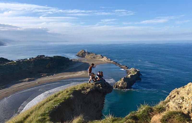 Castlepoint un endroit magnifique à visiter en Nouvelle-Zélande