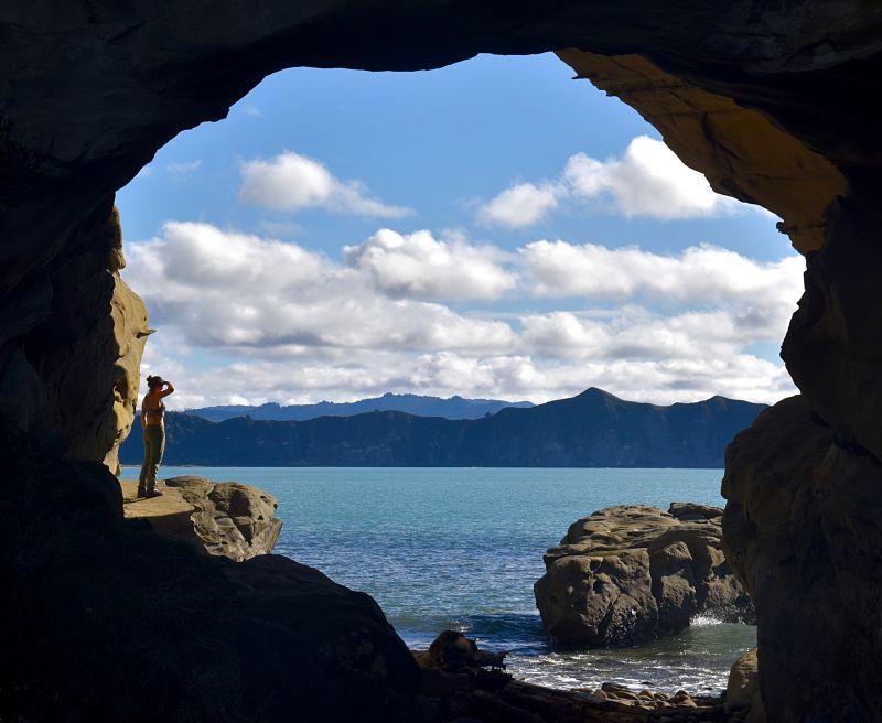 East cap en Nouvelle-Zélande