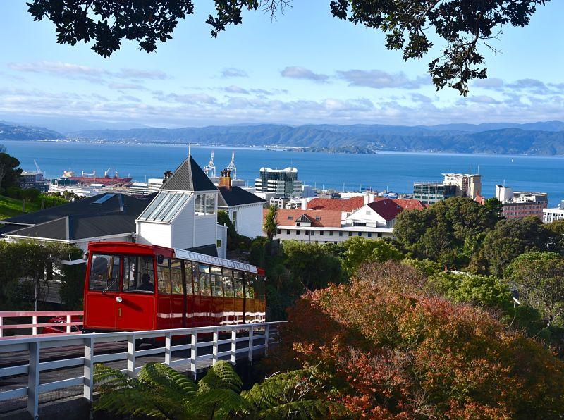 Carnet de bord et voyage en Nouvelle-Zélande à Wellington