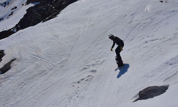 Ski et snowboard sur l'île du sud de la Nouvelle-Zélande
